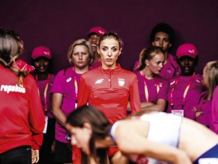 Angelika Cichocka należy już do biegowej elity świata. Teraz chce grać w niej pierwszoplanową rolę. (fot.Aleksandra Szmigiel).